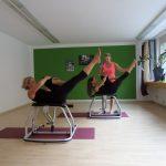 Fotos von Trainerin Anja